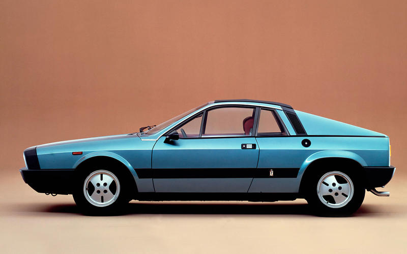 Lancia Beta Montecarlo - then