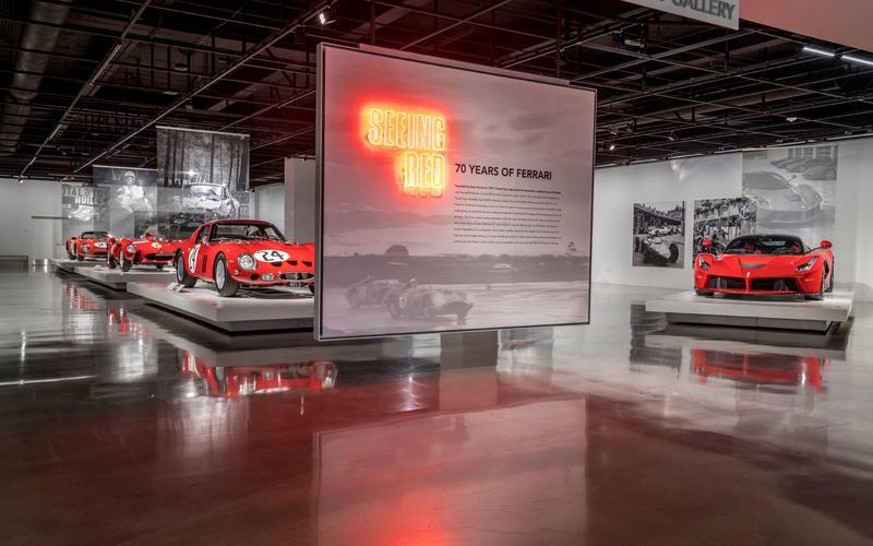 Petersen Automotive Museum – California, USA