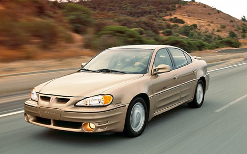 Pontiac – Grand Am, 1973-2006: 4 million