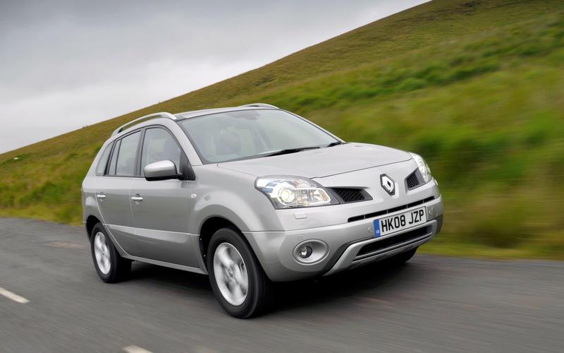 Renault Koleos (2008-09)