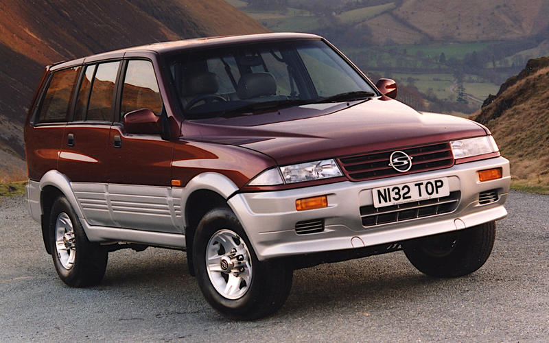 SsangYong: Musso