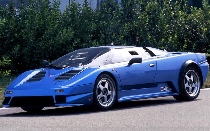 Bugatti 035 (1991)