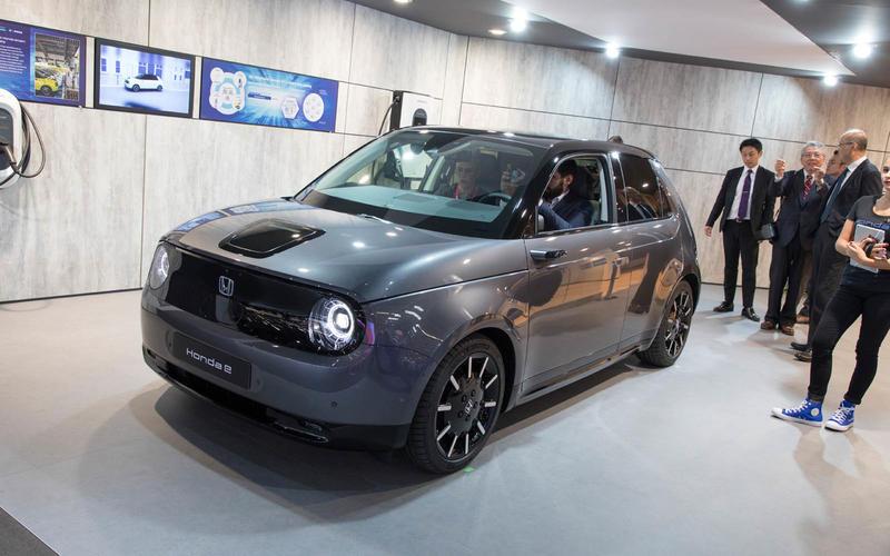 Honda E (2019)