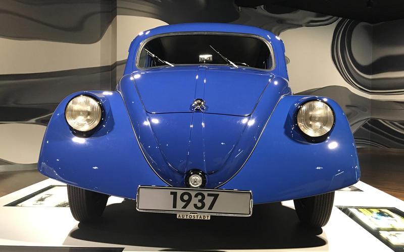 Volkswagen V30 prototype (1937)