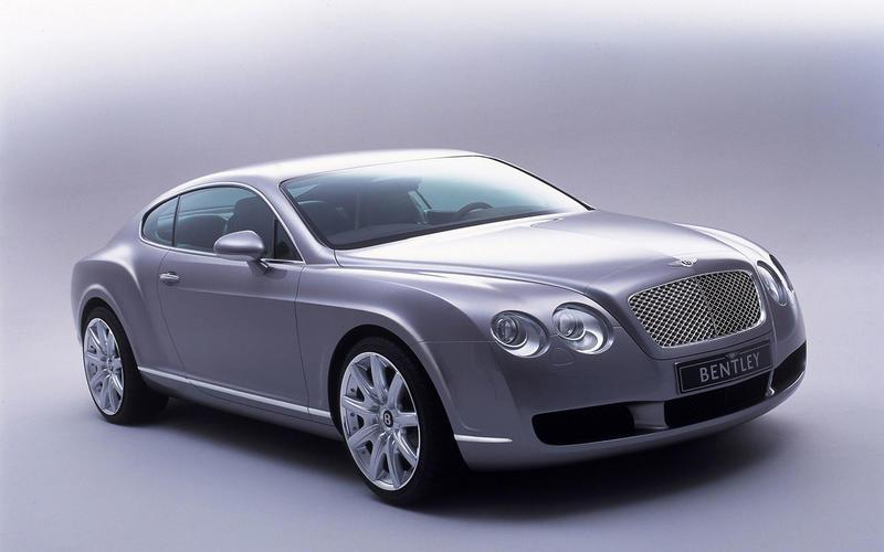 52 2004 Bentley Continental GT