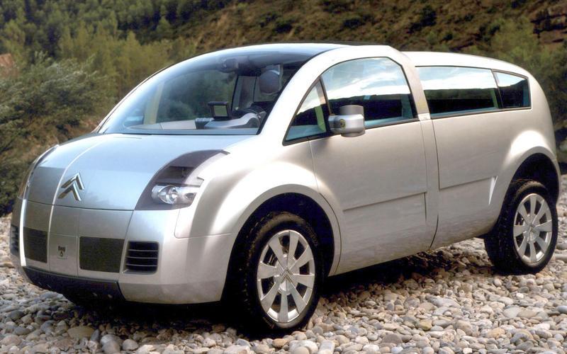 Citroën C-Crosser (2002)