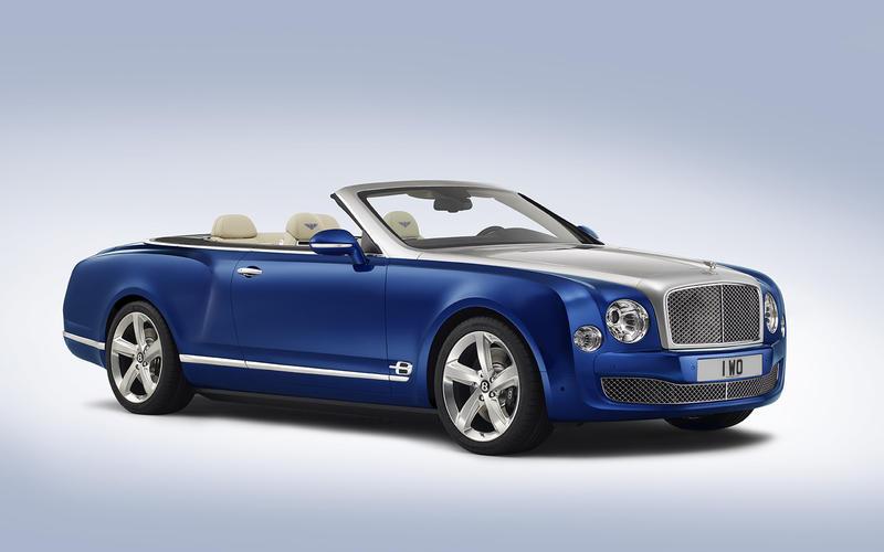 Bentley Grand Convertible (2014)
