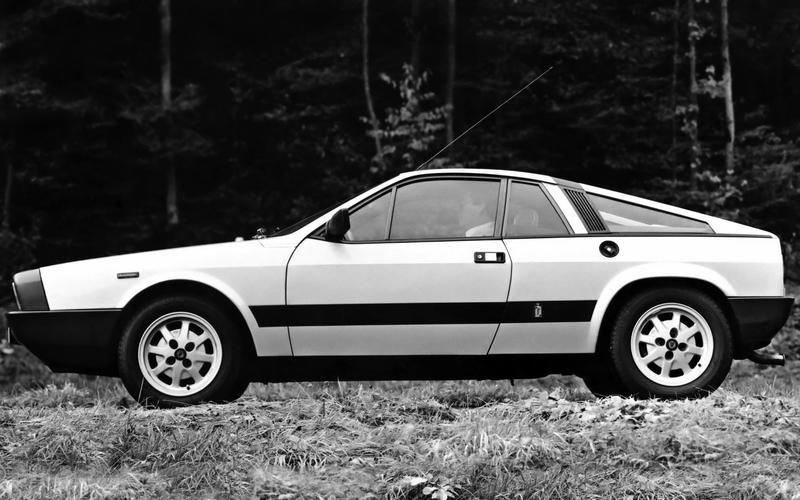 Lancia Montecarlo - later