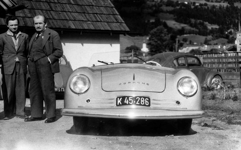 Porsche: 356 (1948)
