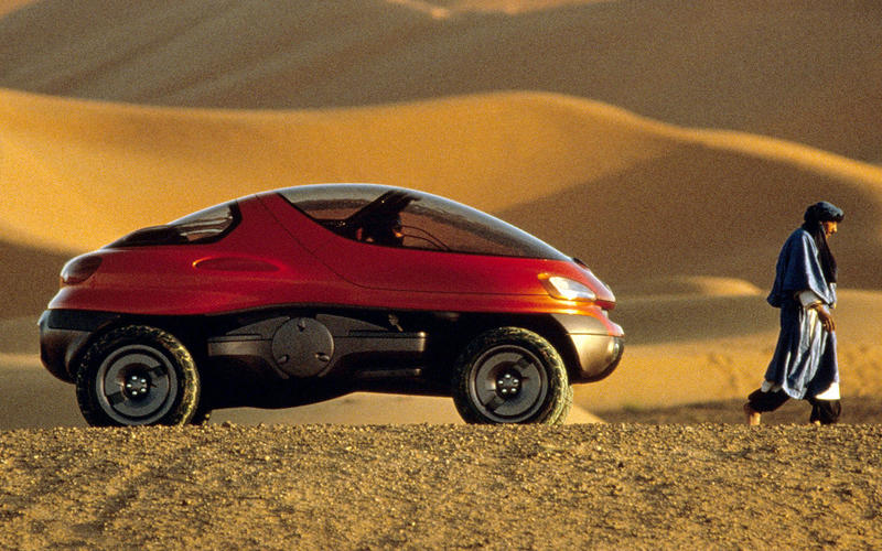 Renault Racoon concept (1993)