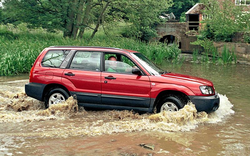 Subaru: Forester