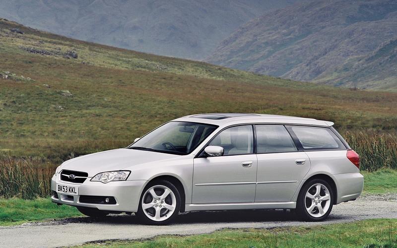 Subaru – Legacy, 1988-present: 4.8 million