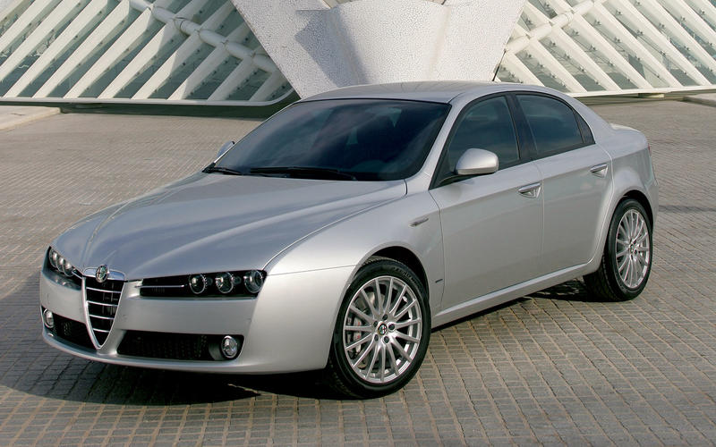 Alfa Romeo 159 (2004)