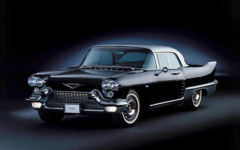 AIR SUSPENSION: Cadillac Eldorado Brougham (1957)