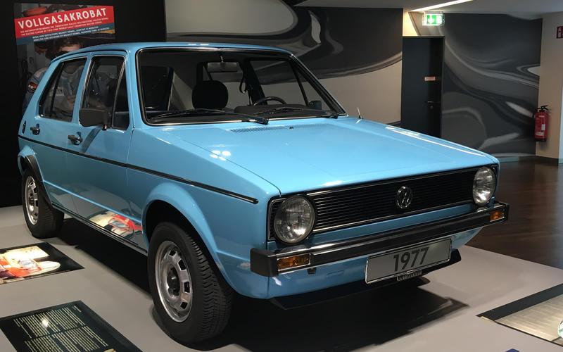 Volkswagen Golf (1977)
