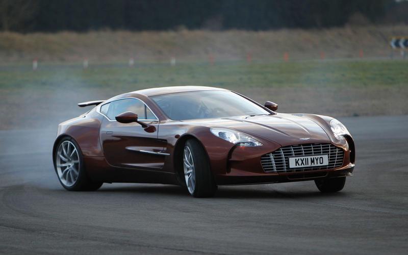 51 2011 Aston Martin One-77
