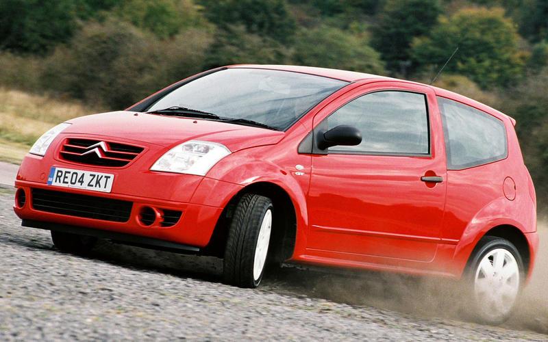Citroën C2 (2003)