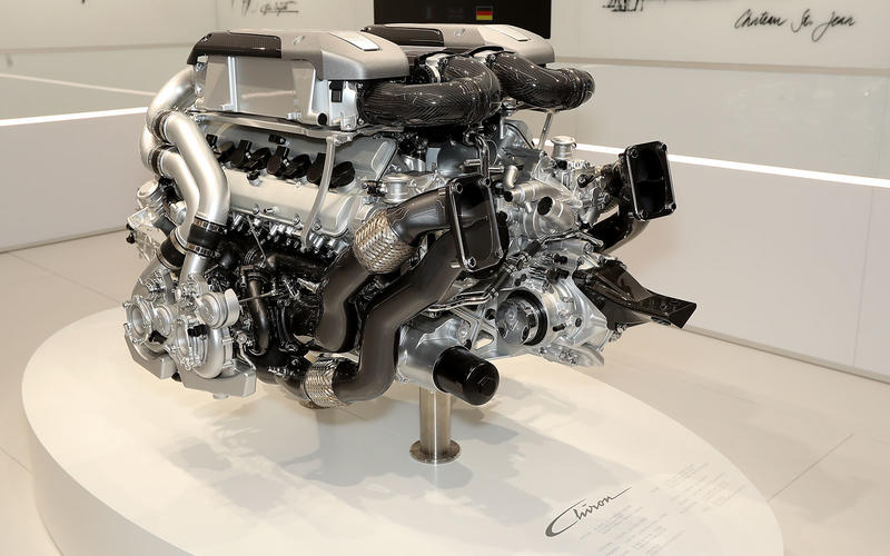 Chiron engine