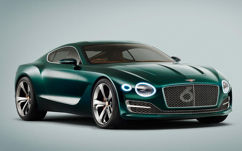 Bentley EXP 10 Speed 6 (2015)