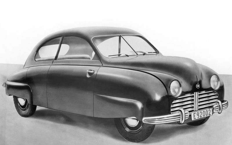 Saab: 92 (1949)