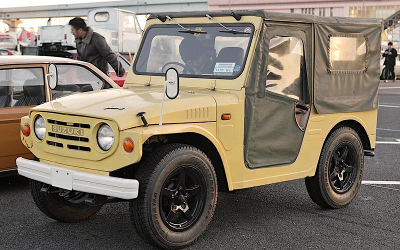 Suzuki: LJ10