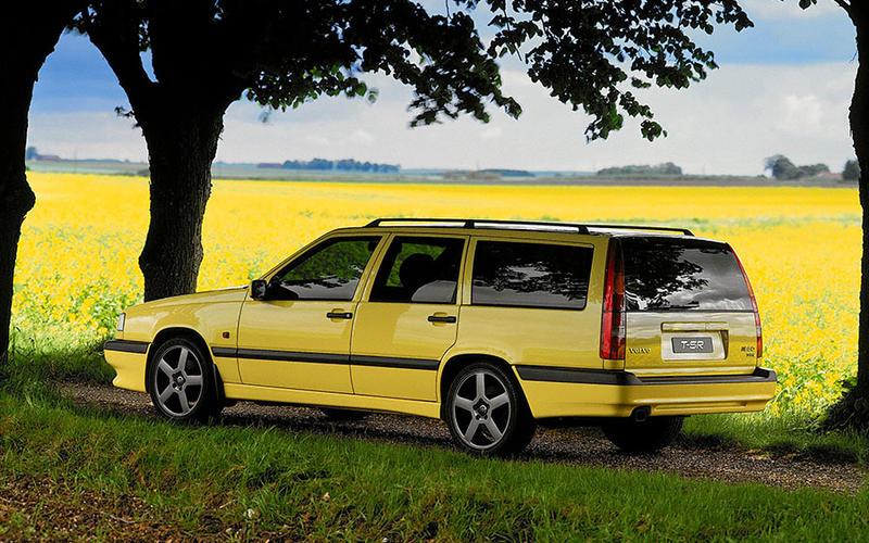 Volvo 850 T5-R (1995)