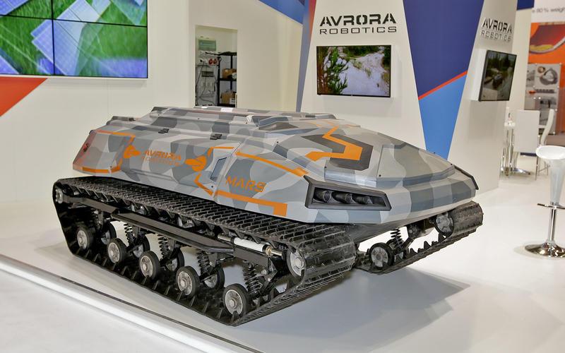 Avrora Robotics Mars A-800