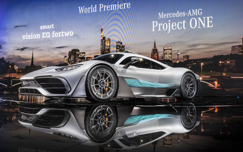 Mercedes-AMG Project One (2020)
