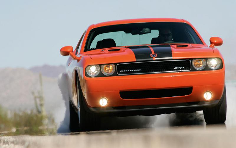 55. 2008 Dodge Challenger
