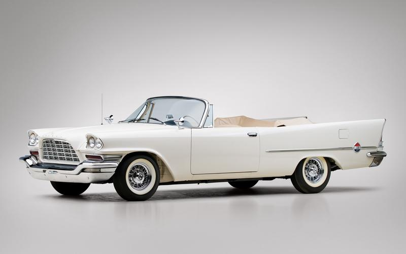 ELECTRONIC FUEL INJECTION: Chrysler 300D (1958)