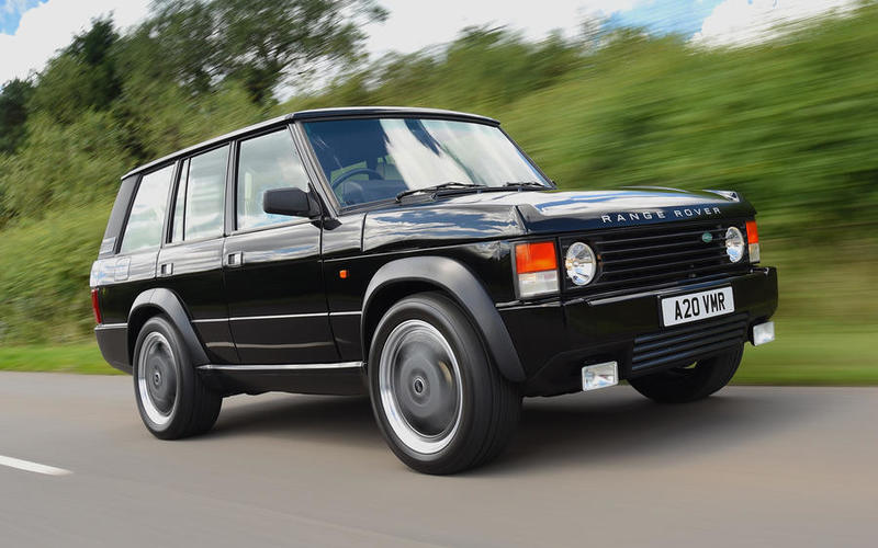 JIA: the 556bhp Range Rover Classic