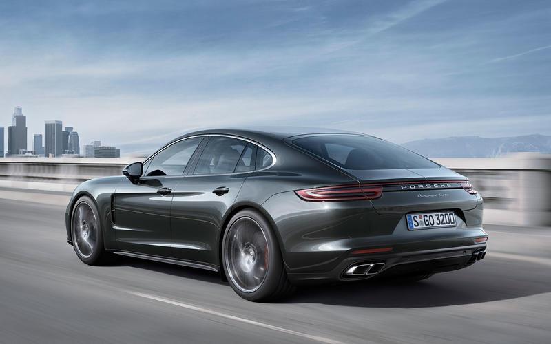 Porsche Panamera (2017)