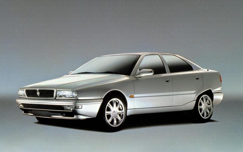 Maserati Quattroporte IV (1994)