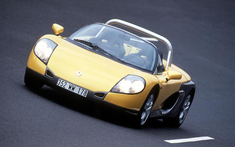 Renault Sport Spider (1995)