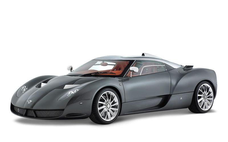 Spyker C12 Zagato (2009)