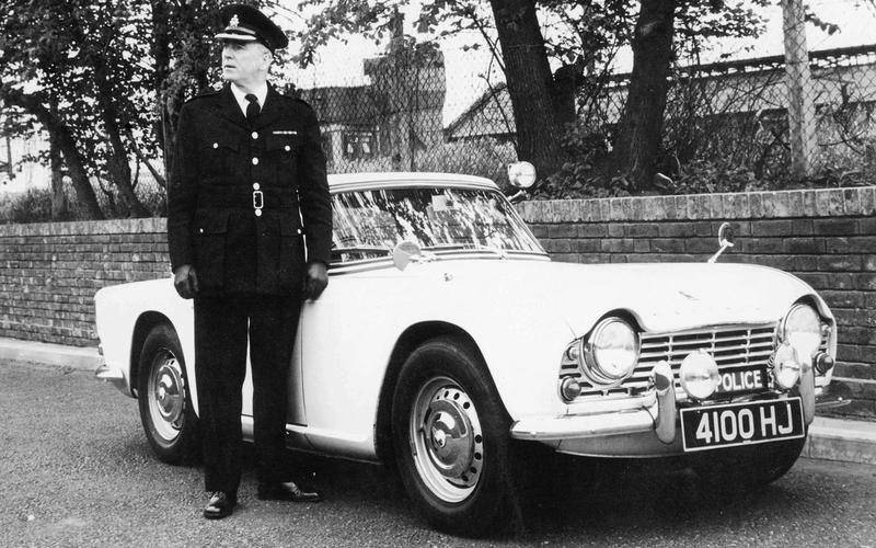 27: Triumph TR4 (Britain)