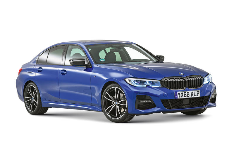BEST BUY - MORE THAN £30,000 - BMW 3 Series 320d Sport auto
