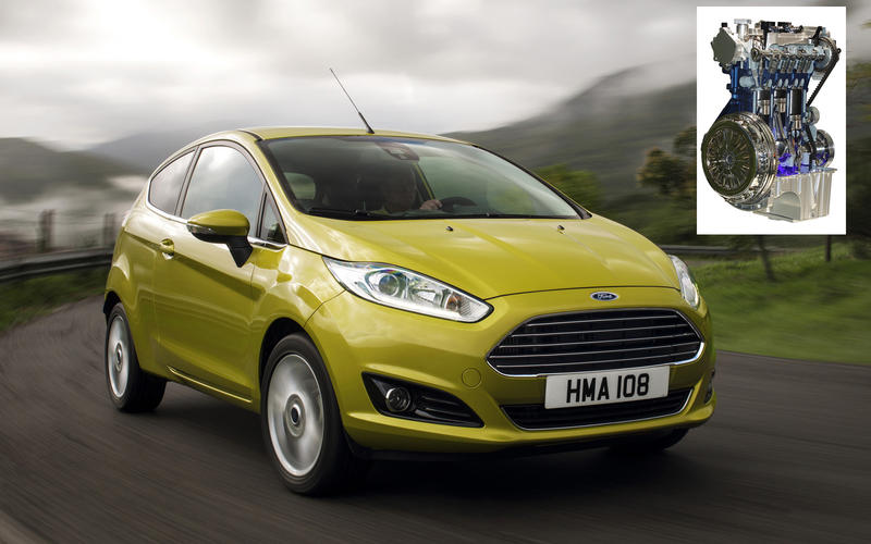 Ford 1.0 Ecoboost (2012)