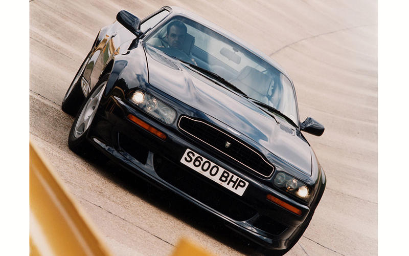 Aston Martin Vantage V600 (1998)