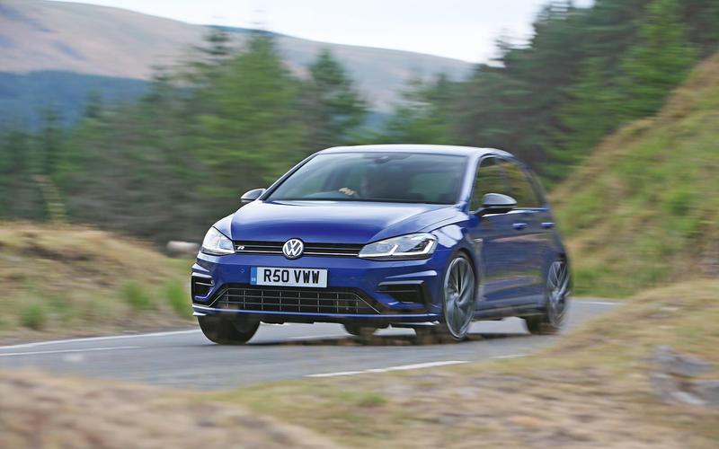 4: Volkswagen Golf R