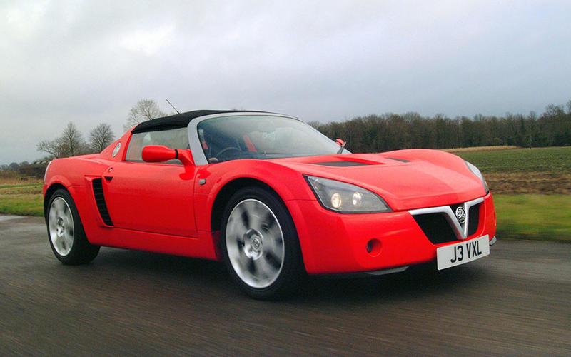 Vauxhall VX220 Turbo (2003)