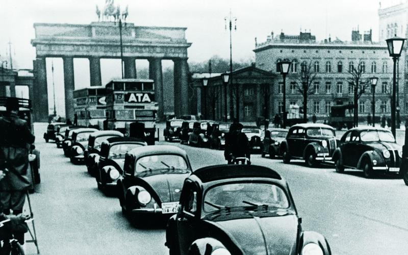 The postwar years