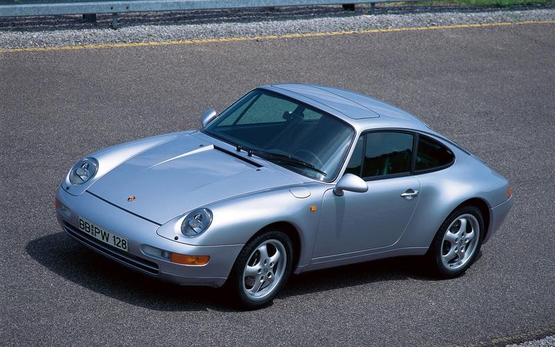 Air-cooled Porsche: 911 (993), 1998