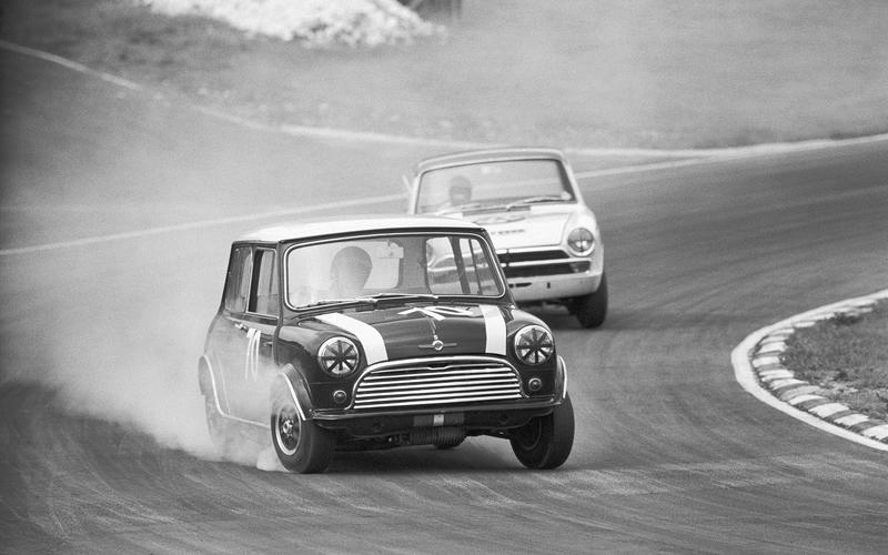 The Mini's formative influence (1960)