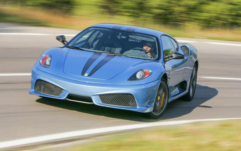 20: Ferrari 430 Scuderia: 1min 9.50secs