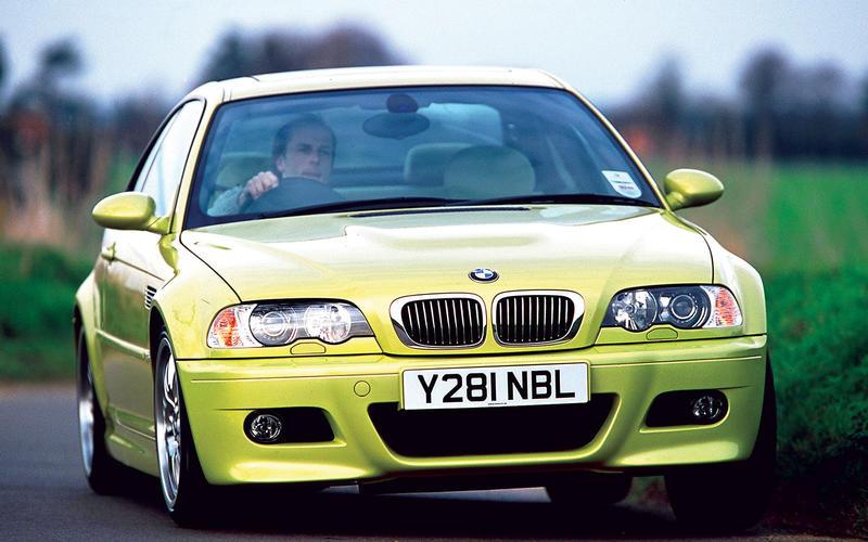 BMW M3 E46 (2000-2006)