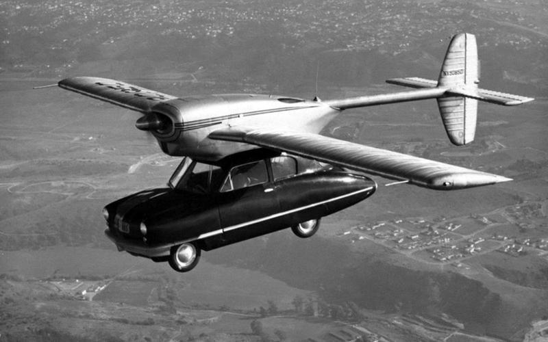 ConVairCar Model 118 (1947)