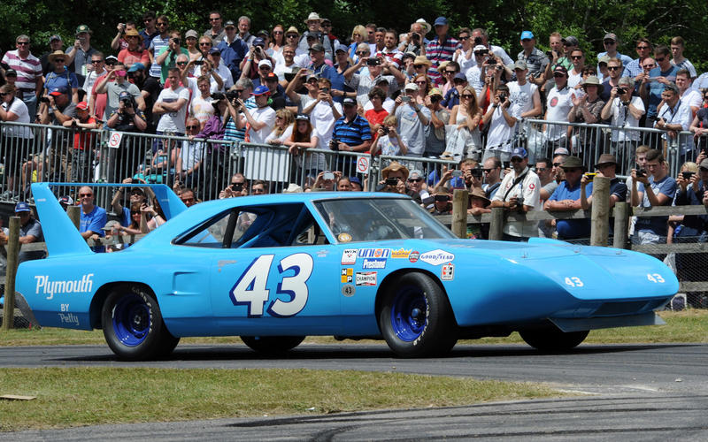 19: Plymouth Road Runner Superbird (1970)