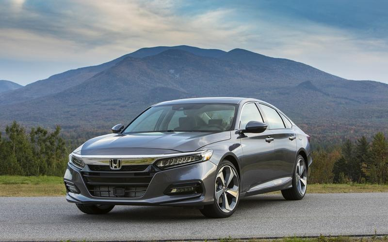 15: Honda Accord – 513,653 sales