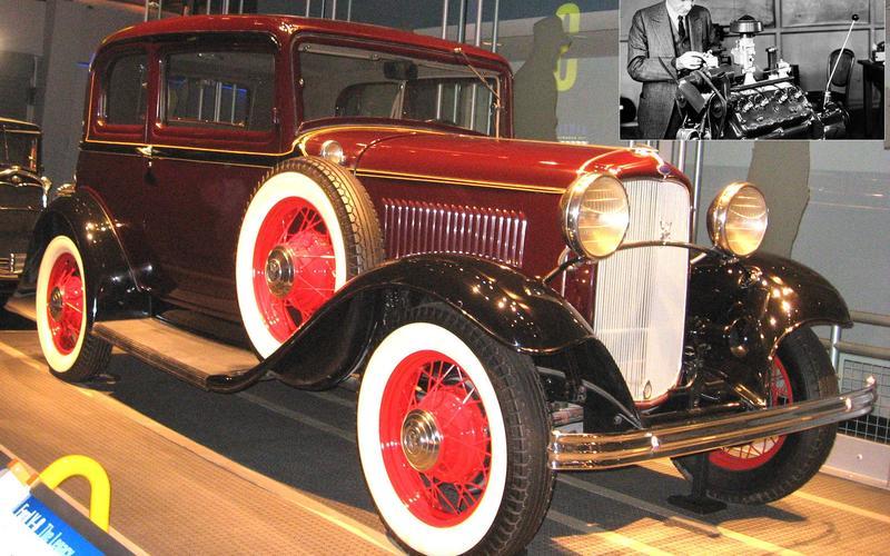 FLATHEAD V8 (1932)